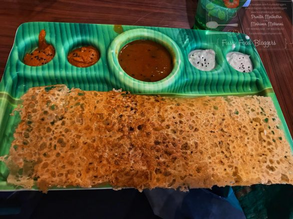 Imly, Delhi Food Bloggers