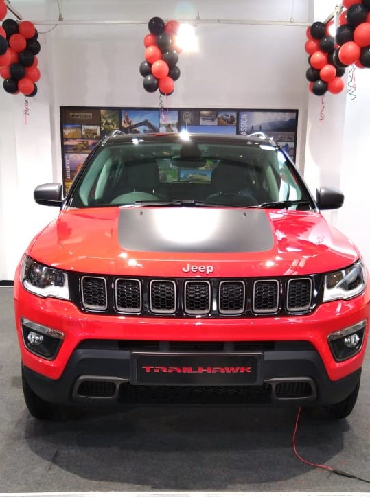 Jeep Trailhawk Unveiling, WithPunita car reviews