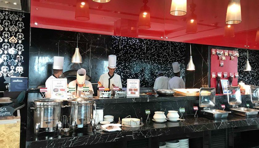 Radisson Blue, Delhi Food Bloggers
