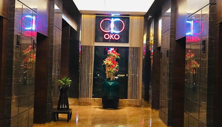 OKO Lalit Delhi, Delhi Food Bloggers
