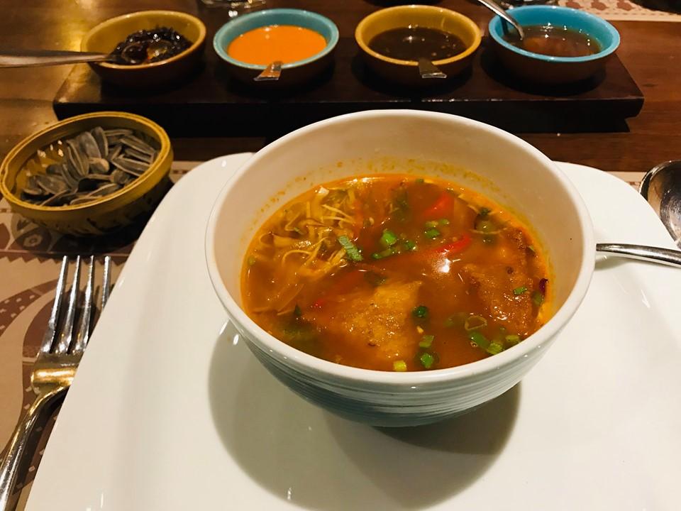 Burma Burma Saket, Delhi Food Bloggers
